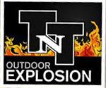 TNT Outdoor Explosion