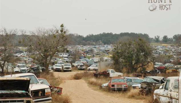 Where We Hunt: Junk Yards