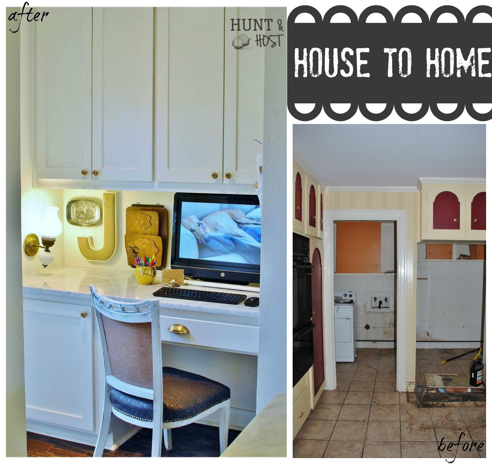 Hunt & Host Home Tour: Kitchen Renovation - Hunt and Host