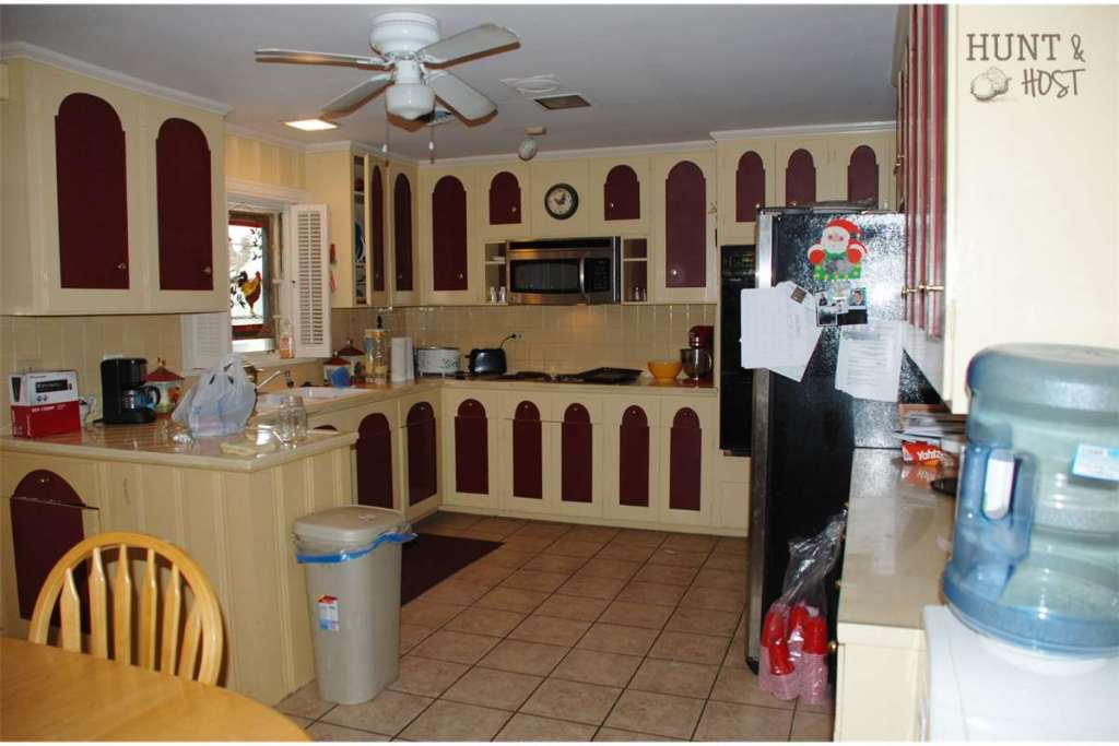 Kitchen Remodels From the Ugliest Kitchens Ever - Hunt and Host
