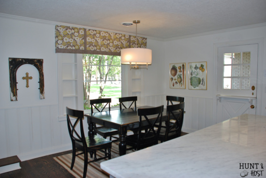 Before And After Home Tour Breakfast Nook Part 83