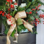 texas christmas nature wreath huntandhost.net1
