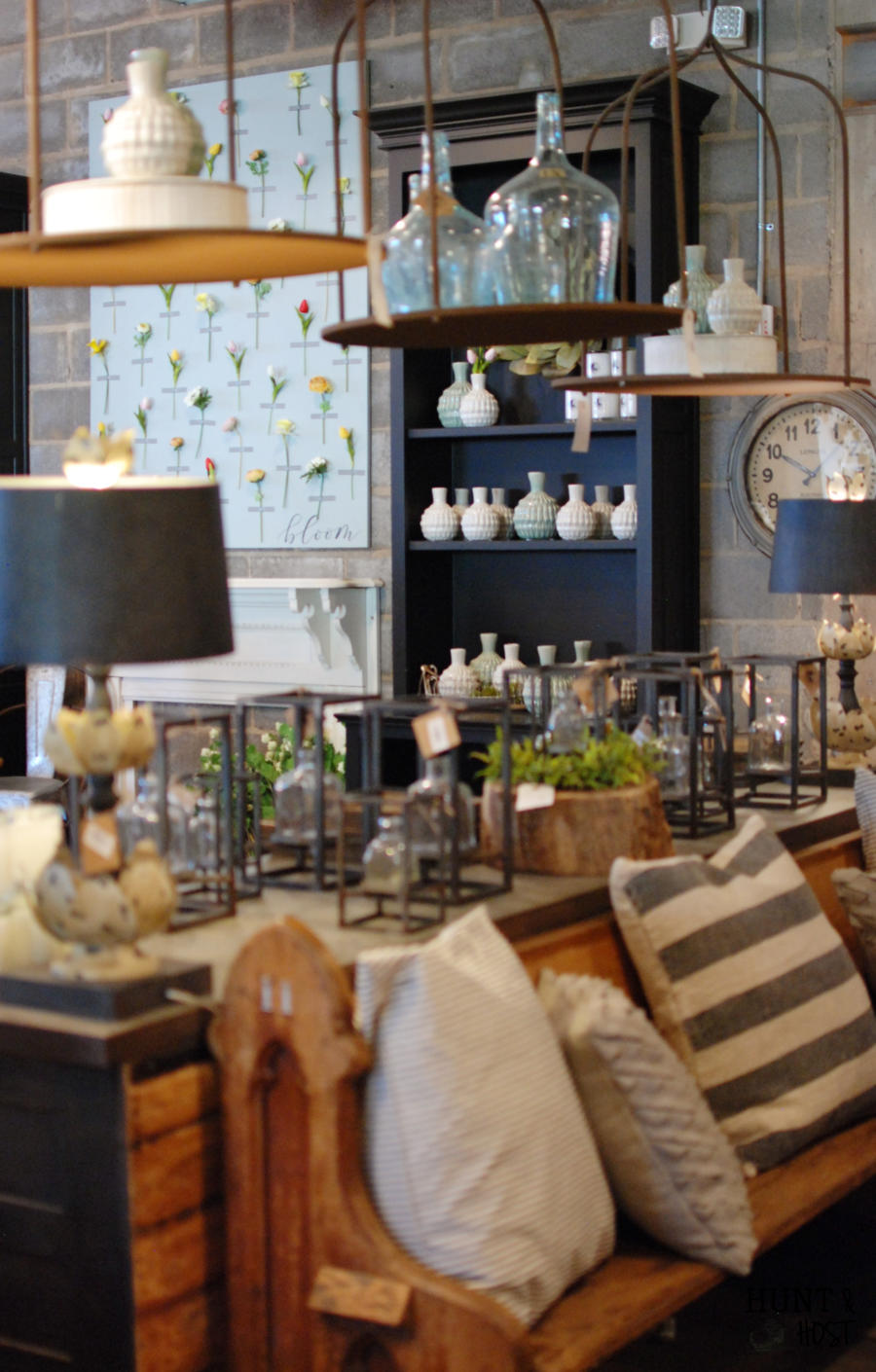 Magnolia market is it worth the drive hunt and host for In fixer upper does the furniture stay