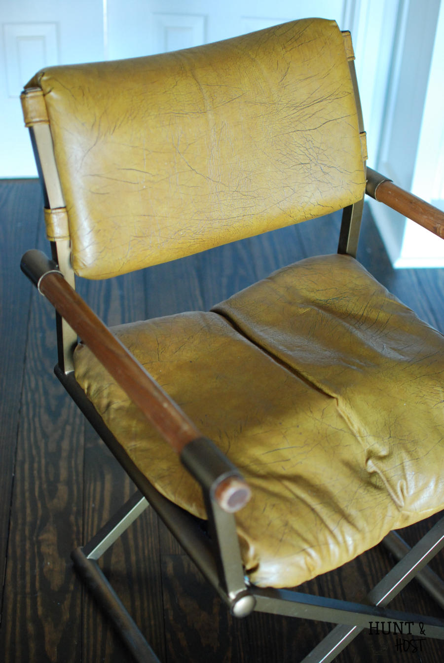 Wonderful This Mid Century Desk Chair Gets A Powerful Neutral Makeover With Fois Bois  Fabric.