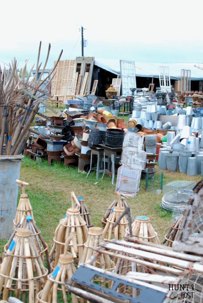 5 trends from Round Top and Warrenton Antique Week in Texas. www.huntandhost.net