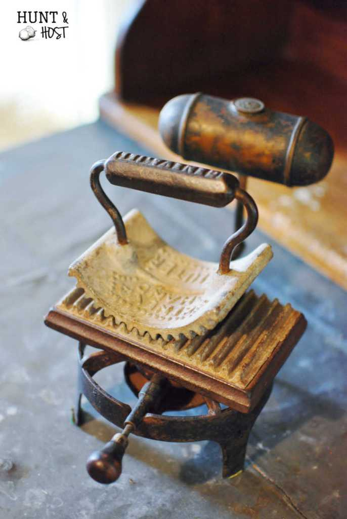 This antique crimping iron had pinpoint purpose. Check out 6 ways to walk out your purpose.