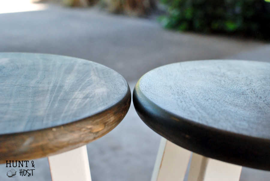 How to wax painted furniture and other craft projects. Quick video tutorial.