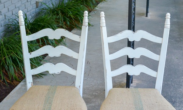 Broken Chair Repair, Outdoor Treasures