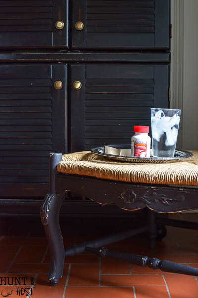 How To Save A Broken Chair Chair To Stool Makeover Hunt