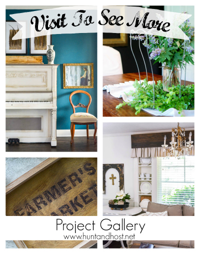 100's of DIY Projects visit here to see them!