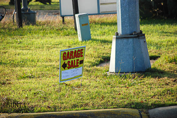 Reasons your garage sale stinks and how to have the best garage sale ever.