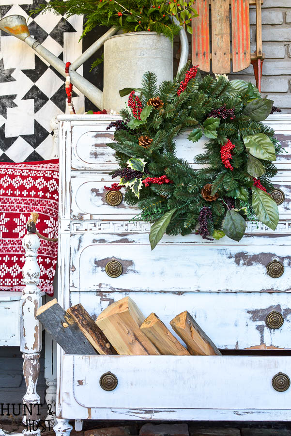 Christmas Wreath Ideas For Your Front Porch. Get In The Christmas Spirit  With This Fun