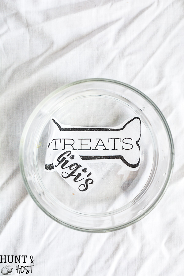 From cat treats to pantry organization, you will love this easy DIY label making technique!