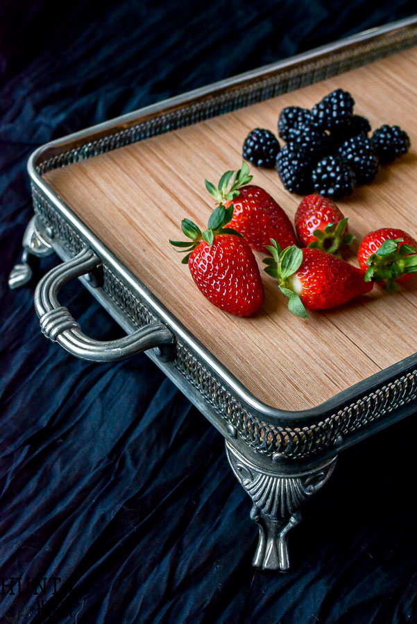 Upcycled Casserole Server To Serving Tray Hunt And Host