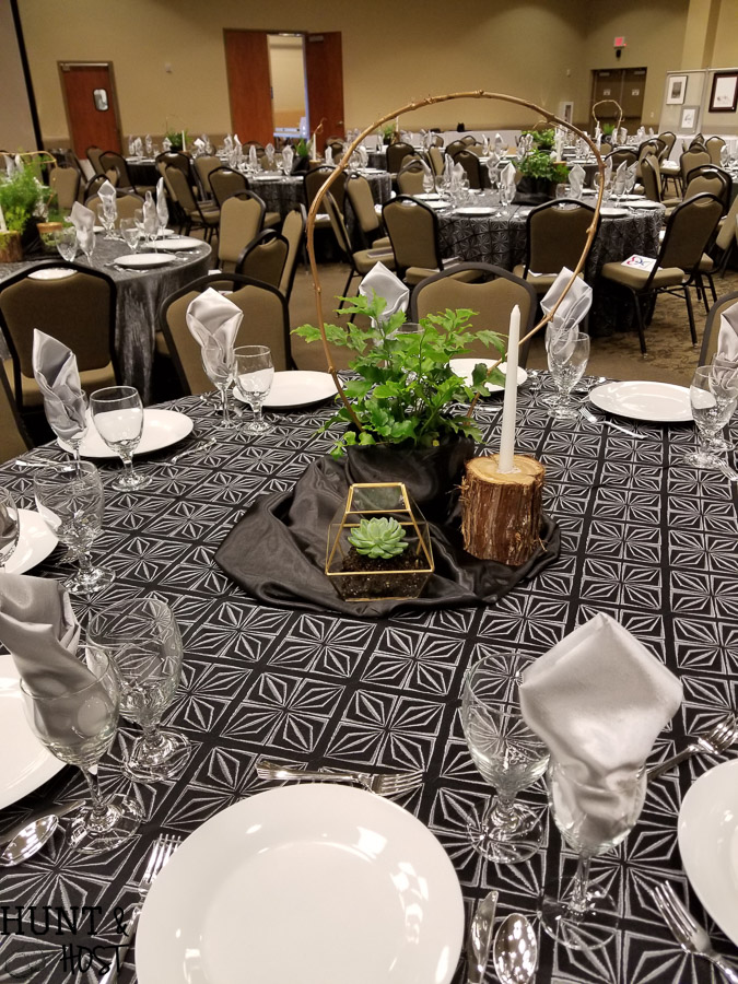 wedding ideas tight budget tips for chic centerpieces on a budget hunt and host 27939