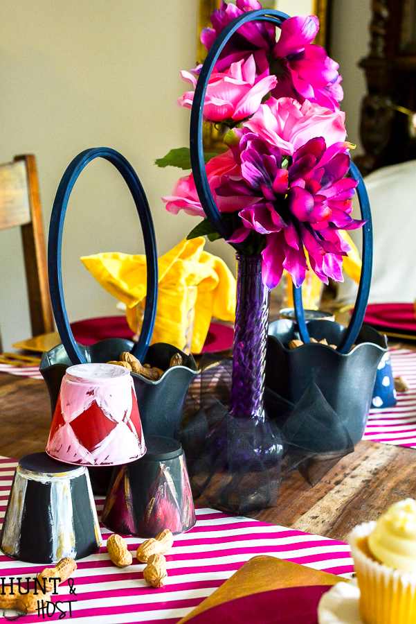 The Greatest Showman Tablescape Hunt And Host
