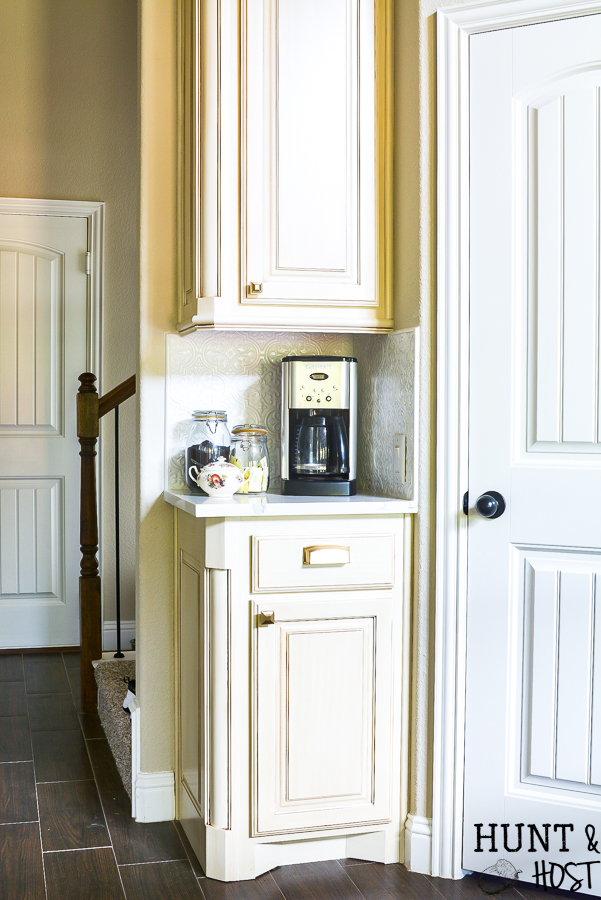 This Plain Spec House Kitchen Gets A Beautiful Upgrade To A French Country  Classic Kitchen With