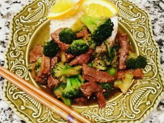 Deer & Broccoli Stir Fry