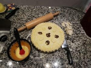 Venison Mincemeat Pie