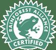 Rainforest Alliance logo