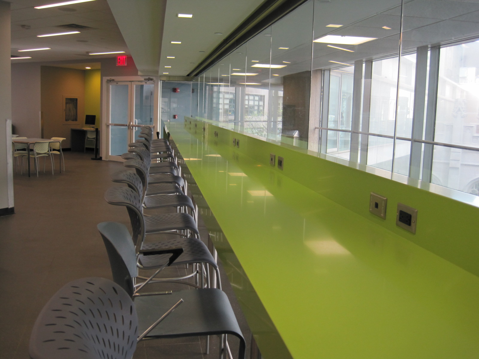 The Main Campus North Dining Room Hunter College