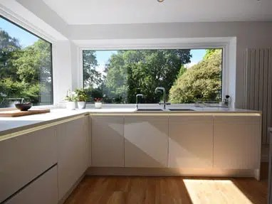 Altrincham Architects House Extensions and remodelling