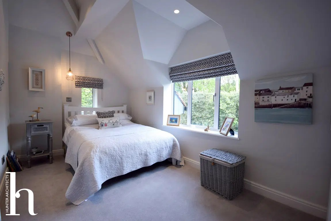 Guest Bedroom suite in Cheshire