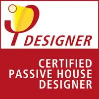 PassivHaus Designer Logo - Certified Passive House Architects