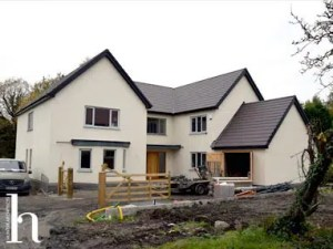 RIBA Architects Poynton House Extension, remodelling and bespoke new homes
