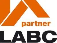 The LABC Partnership scheme Logo