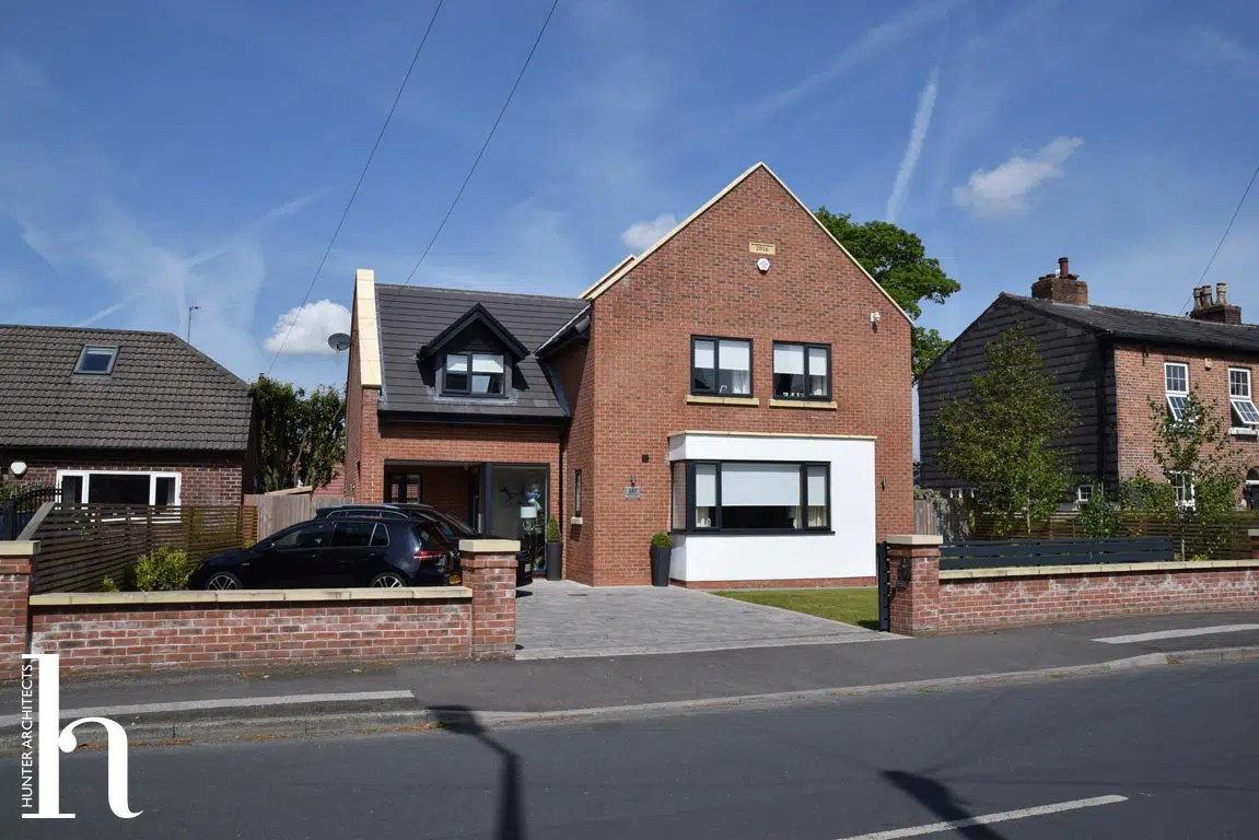 Infill New Home in Timperley, Altrincham