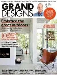 Grand Designs Magazine feature Self Build