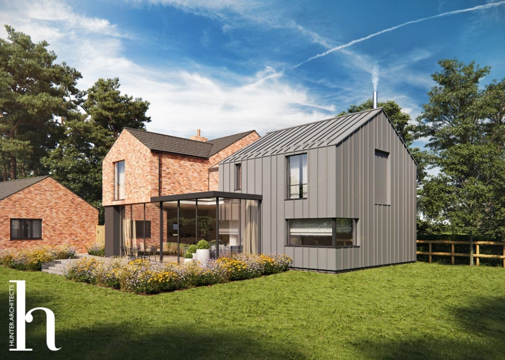 Green belt replacement dwelling Alderley Edge home