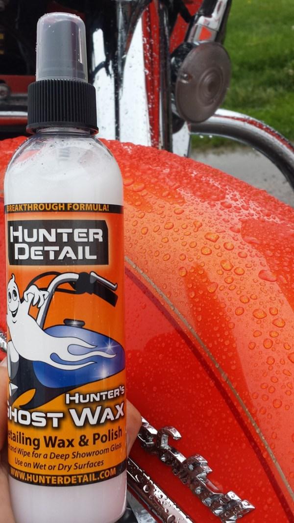 Hunter Detail's Ghost Wax