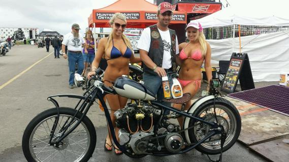 Buffalo Chip Bike Wash