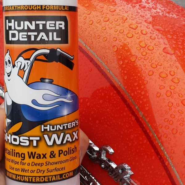 Hunter Detail Hunter's Ghost Wax