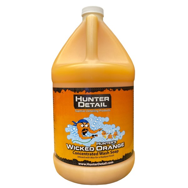 Hunter Detail Wicked Orange Wash Soap
