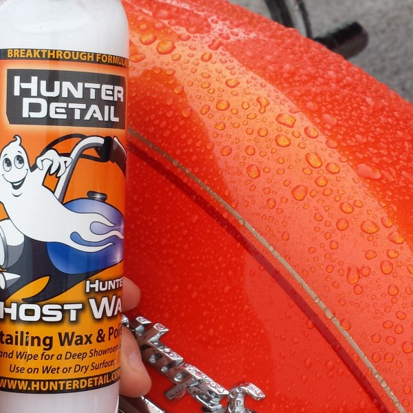 Hunter's Ghost Wax