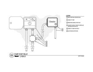 Pump Start Relay | Hunter Industries