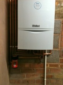 Magnaclean on Valliant boiler