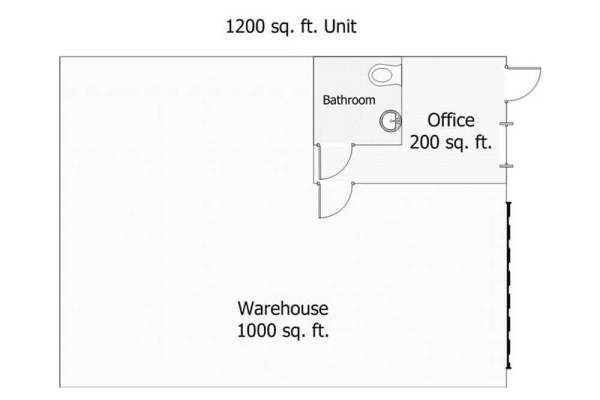 1200 SF Units | Lake County's Largest, Flex Space ...