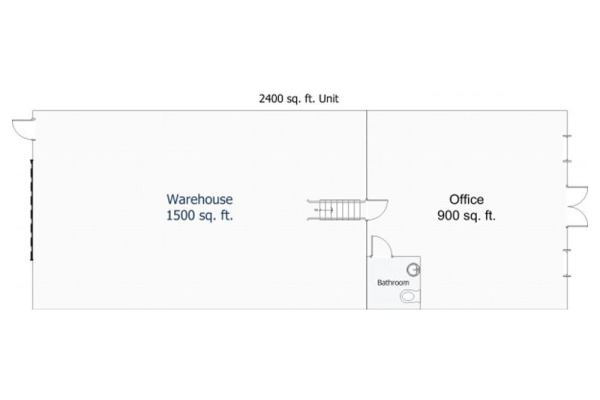 2400 SF Units | Lake County's Largest, Flex Space ...