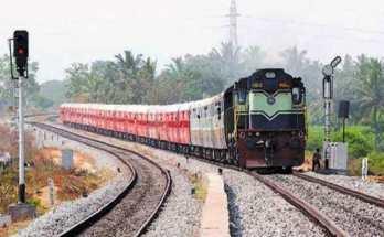 Online Rail Ticket