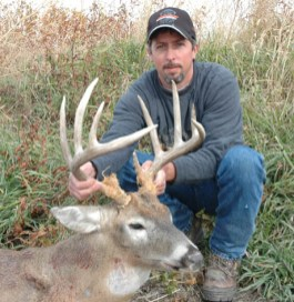 Whitetail Deer Hunting In Nebraska - 855-473-2875