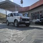 Lada Niva, Lada, Armenia, Yerevan