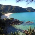 New Zealand, Abel Tasman National Park, Hiking, Coast Track