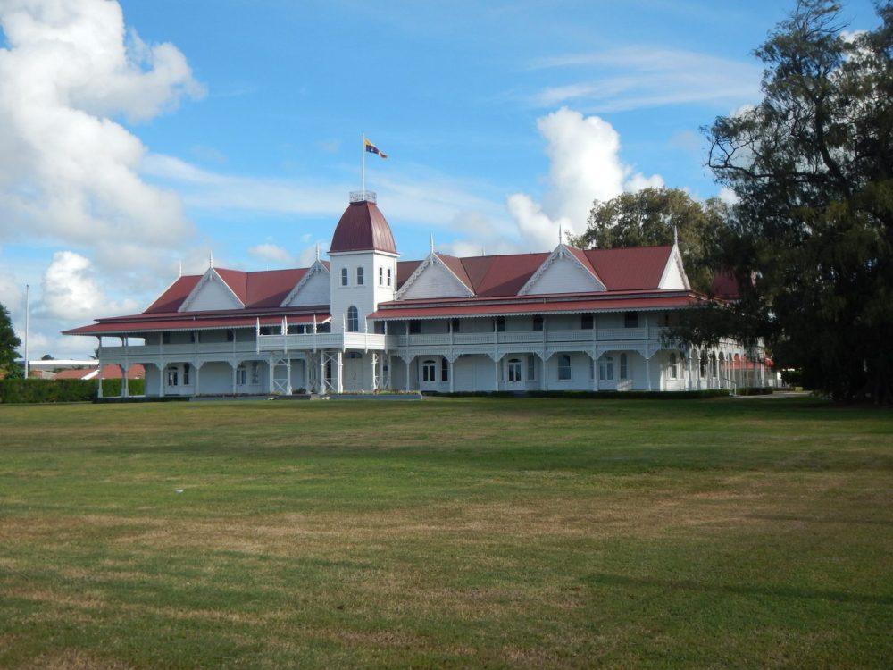 Palace, Tonga