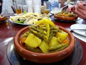 Tagine, Moroccan food, Tanger
