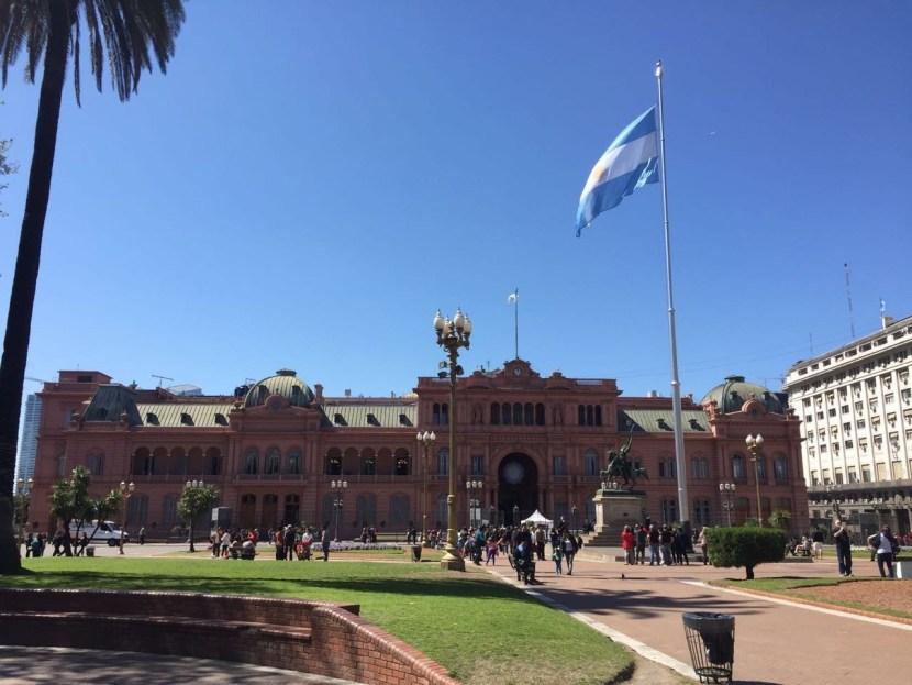 Buenos Aires, Casa Rosada