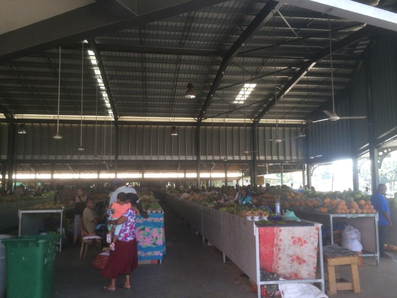 Fiji, Nadi, market